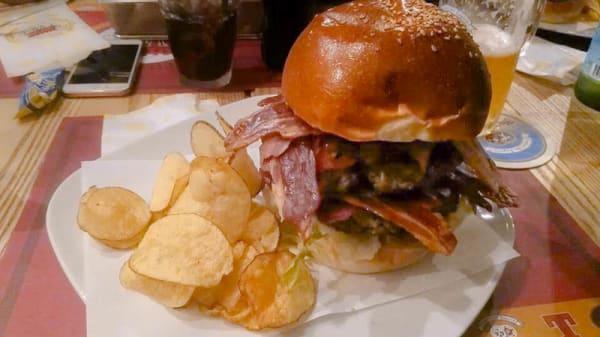 Suggerimento dello chef - Red Hot Tower - Steakhouse - Pub, Torre del Greco