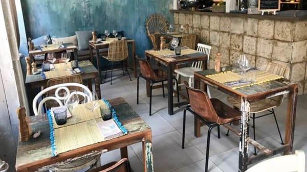Vue de la salle - Restaurant Lounge N133, Lyon