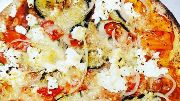 pizza vegetariana - Poveretti, 's-Gravenzande