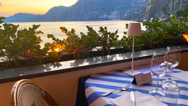 La Gavitella - Restaurant & Beach, Praiano