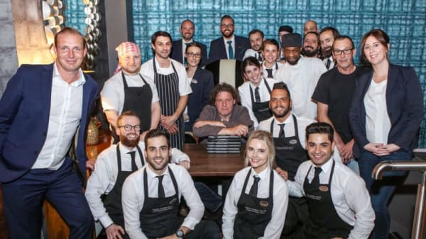 Marco Pierre White Steakhouse Bar & Grill - Oxford, Oxford
