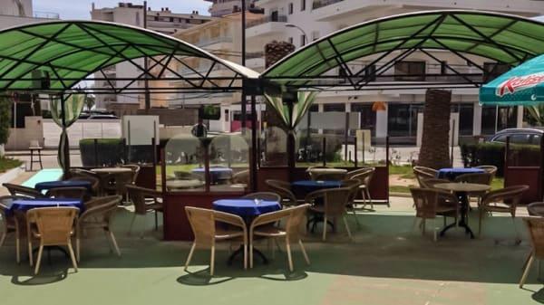 Vista terraza - Masala Indian Restaurant Estartit, L Estartit