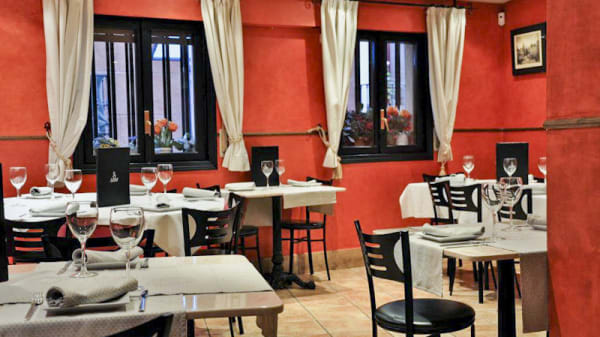 Vista comedor - Donde Pablo, Madrid