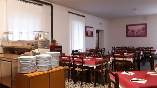 Vista sala - Pizzeria Roncaglia, Roncaglia