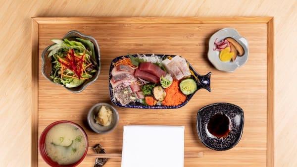 Sugestão do chef - Aizomê Japan House, São Paulo
