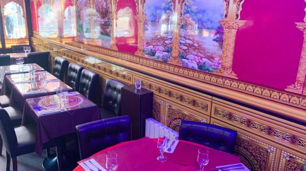 Vue de la salle - Cardamome Café, Paris
