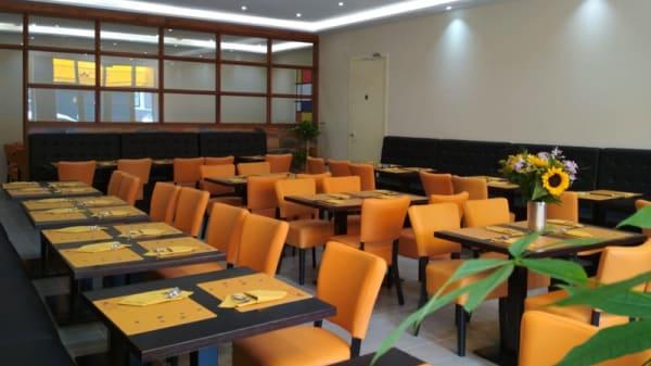 Restaurant - Krishna Vilas, Den Haag