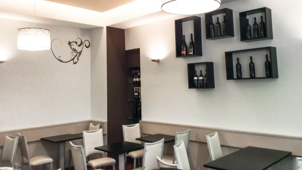 La sala - Arabesco café, Milan