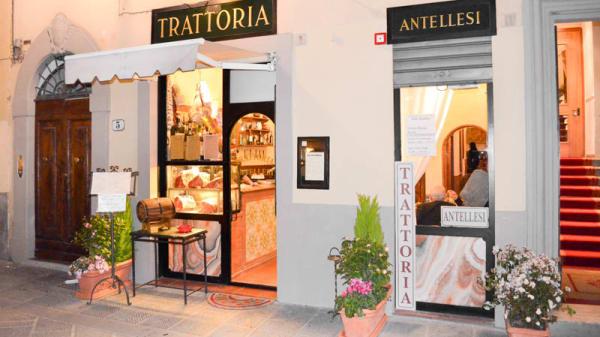 esterno - Antellesi, Florence