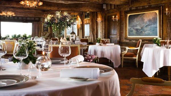 Restaurant gastronomique - Les Impressionnistes - La Ferme Saint Siméon, Honfleur