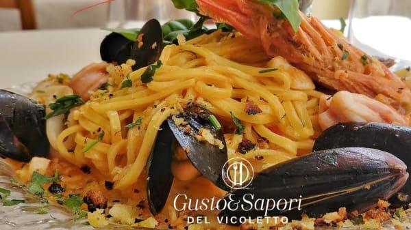 plat - Gusto & Sapori del Vicoletto, Menton