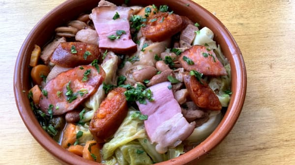 Sugestão do Chef - Estrela do Parque, Lisboa