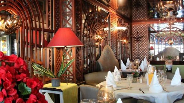 Restaurant - Le Santana, Saint-Laurent-du-Var