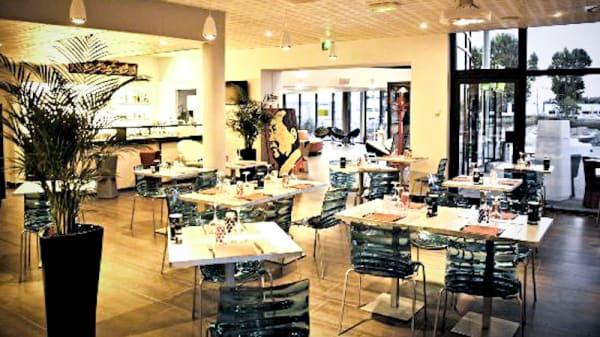 Vue salle - Le Belico Restaurant, Pertuis