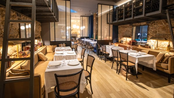 Interior - URO Rest & Club, A Coruña