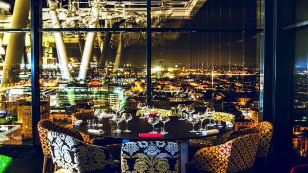 Sala - Aki Restaurant, Venezia