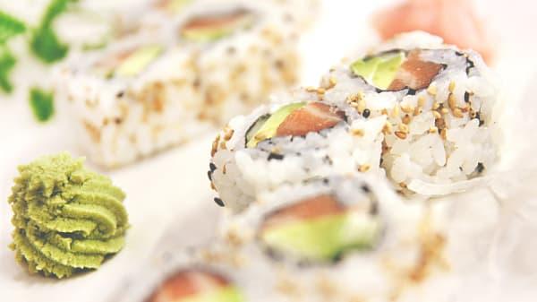 sushi - Nahoe - Anália Franco, Reg. Feijó