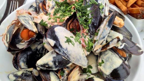 Suggestion de plat - La Terrasse du Port, Ajaccio