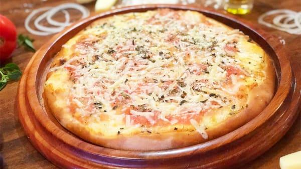 Pizza - Pizza Chena, São Paulo