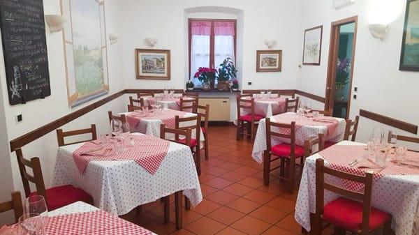 Sala - Trattoria da Oreste, San Lorenzo della Costa