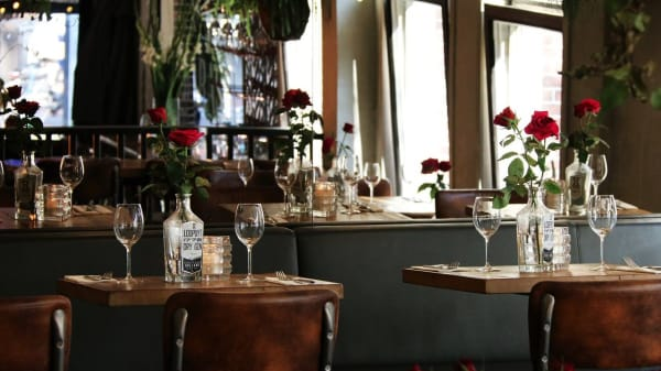 Restaurant - BARASTI, Amsterdam