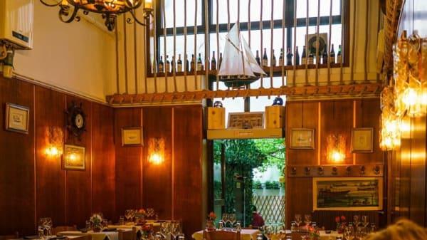 Interno - Taverna Scalinetto, Venezia
