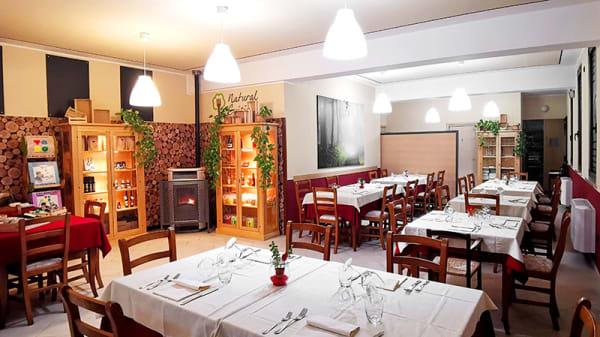 Vista  della sala - Ristorante Natural Cuisine, Bonferraro