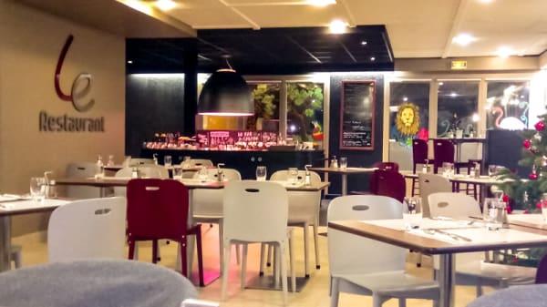 La salle de restaurant - Campanile Maubeuge, Maubeuge