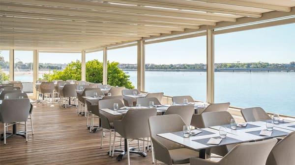 Vue de la salle - Café Barrière - Casino Barrière La Rochelle, La Rochelle