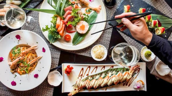 Suggerimento dello chef - I-Sushi, Rome