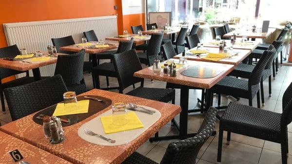 Salle du restaurant - Resto Onel, Strasbourg