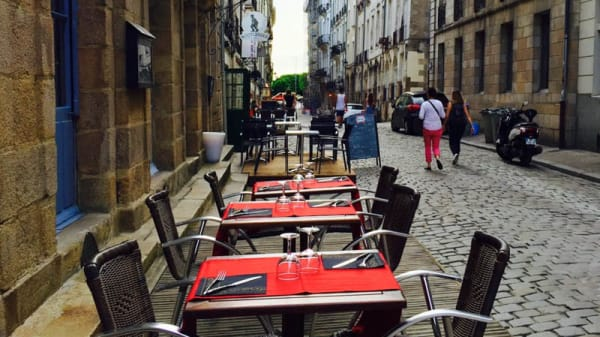 Terrase - Royal Indien, Nantes