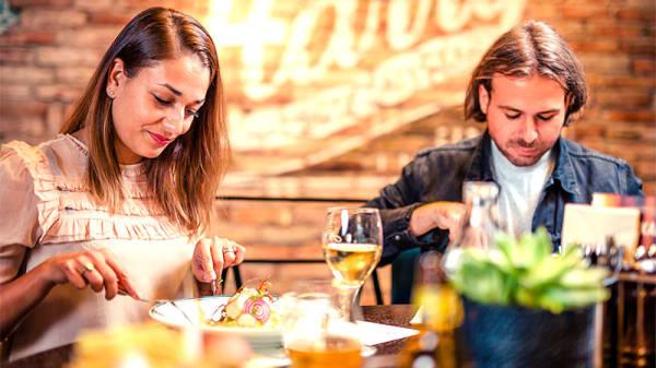 Restaurangens rum - Harrys Västervik, Västervik