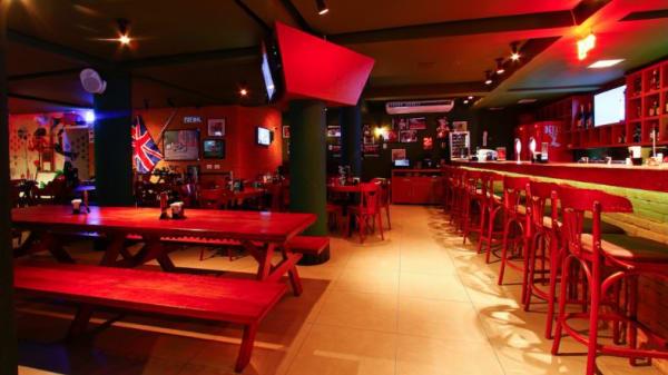 Ambiente - Under Sports Bar, Recife