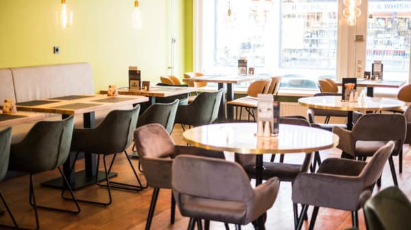 Het restaurant - Pizzeria Ristorante Catania, Groningen