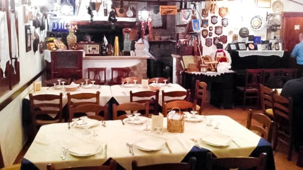 sala - La Cucina di Ruggiero, Pozzuoli