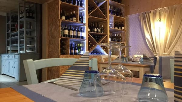 Vista sala - Ristorante I Girasoli, Antignano