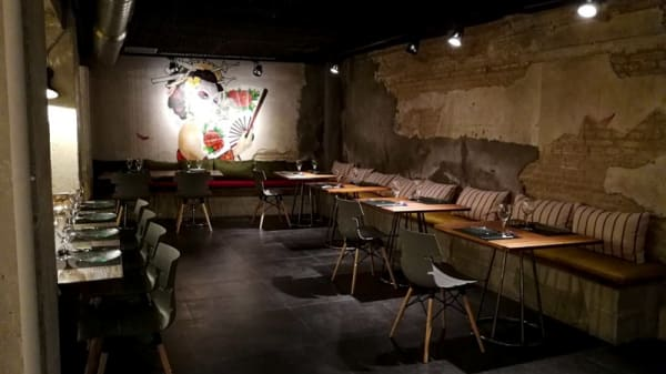Comedor - Chateo by Tsunami, Madrid
