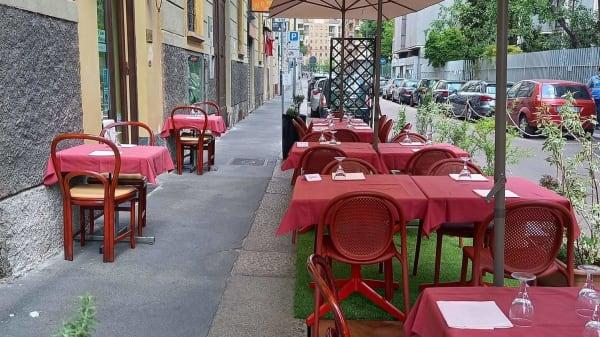 Ristorante Le 5 Terre, Milan