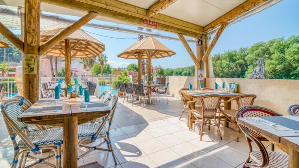 Restaurant - La Vallée du Paradis, Agay