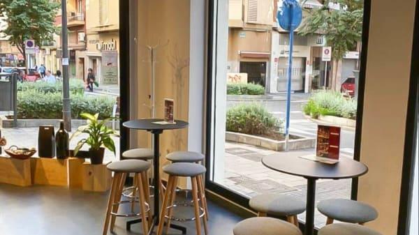 Vista de la sala - Osiris Wine Boutique, Alicante (Alacant)