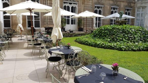 Terrasse - 202 Rivoli - Restaurant & Terrasse, Paris