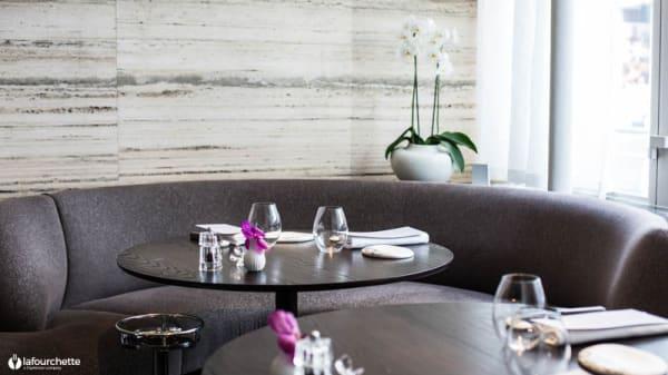 Vue de la salle - Alan Geaam Restaurant, Paris