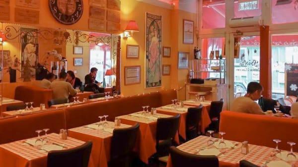 Salle - Le Café Siam, Paris
