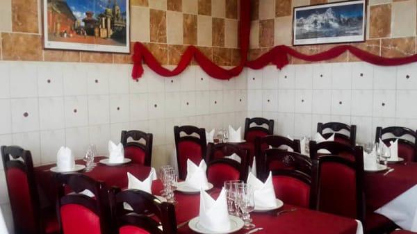 salle - Namaste Népal, Romainville