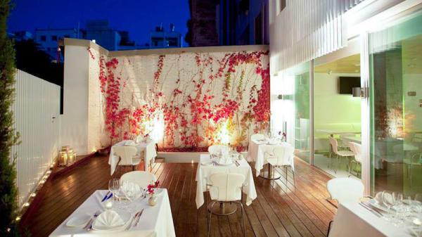 Vista terraza - Alenti - Hotel Alenti, Sitges
