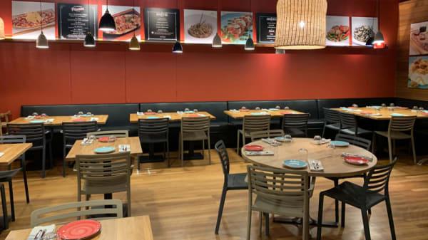Sala del restaurante - El Racó - Maremagnum, Barcelona