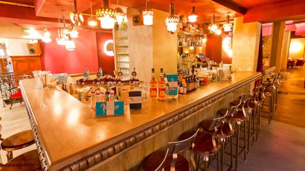 Vue bar - Le Bliss, Paris