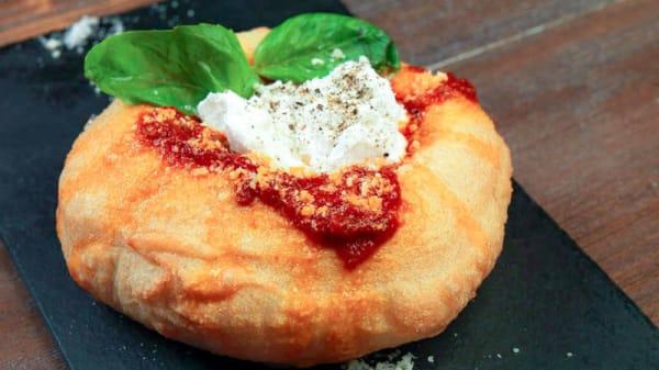 Suggerimento dello chef - Rossopomodoro Cinzano, Alba