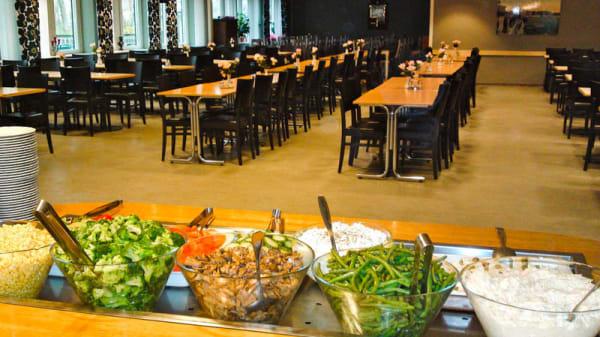 Dining room view - Mega, Solna